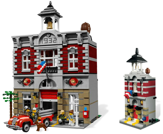 Firehouse Modulars