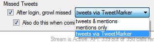 Tweet Marker