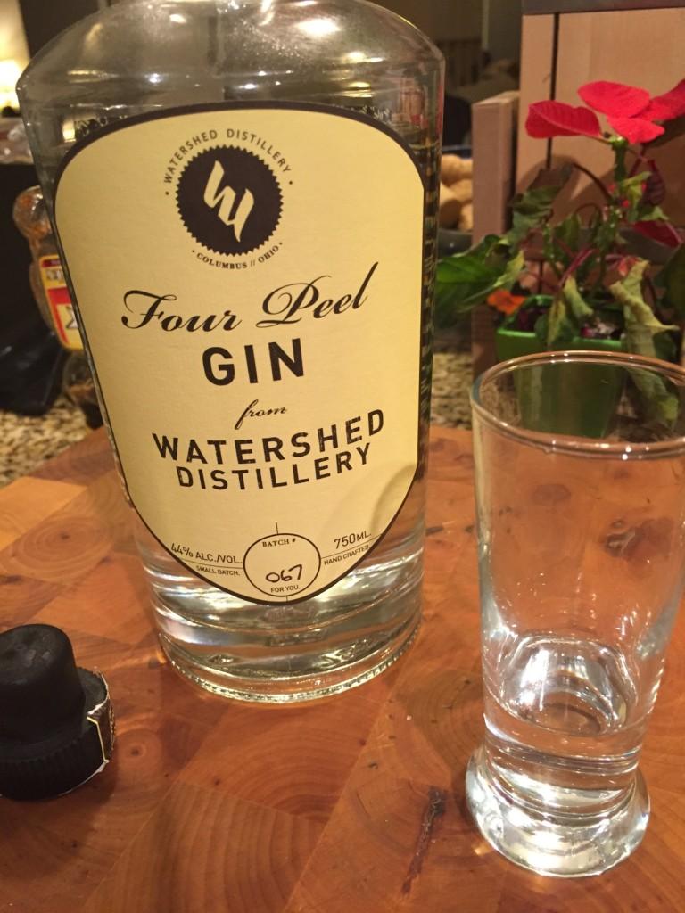 Four Peel Gin