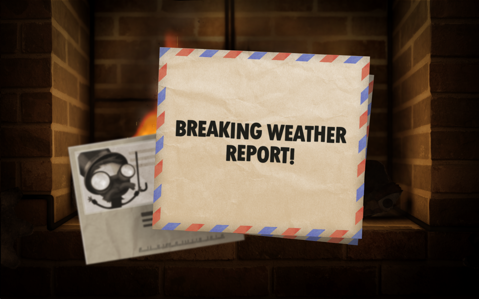 BREAKING WEATHER REPORT